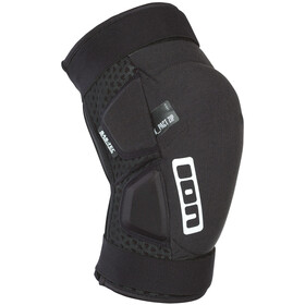 ION K-Pact Zip Knee Protectors black